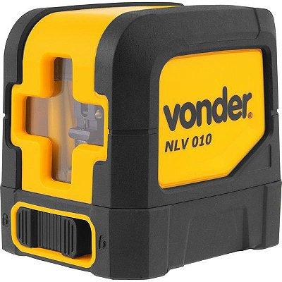 VONDER - Nível Laser - 10 metros - NLV010