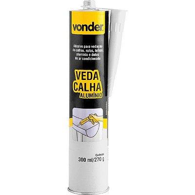 VONDER - Veda Calha Alumínio 300ml/270g - VCV0270