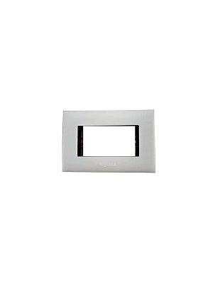 Legrand - PIAL Plus+ - Placa p/ Móvel - 1 Posto - Branco - 618519BC