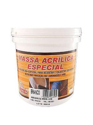 Machado - Massa Acrílica Especial - 1,5kg