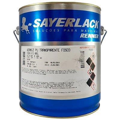 Sayerlack - Verniz PU Fosco TRANSPARENTE - 3,60L - FO20.6713.00GL