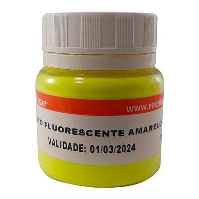 Redelease - Pigmento Fluorescente  em Pó - Amarelo (15g)