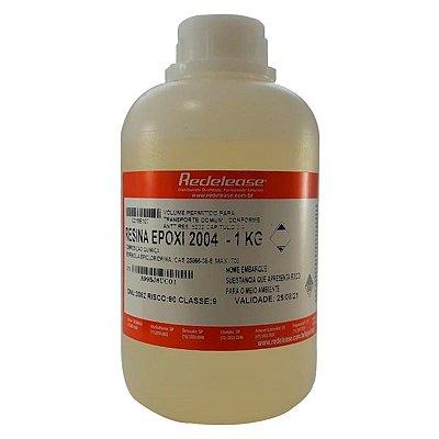 Redelease - Resina Epoxi 2004 (01 KG)