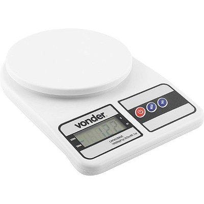VONDER - Balança Digital de Precisão 10kg