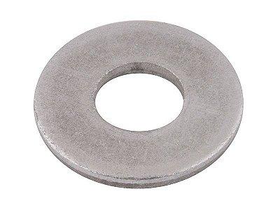 Açopar - Arruela Lisa Inox 18.8/A2 - 06,35mm - 1/4 Unitário a Granel