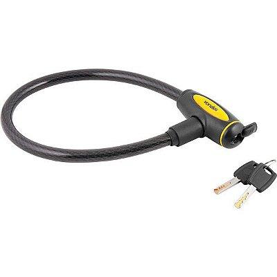VONDER - Cadeado p/ Bicicleta - 60cm -  com Chave