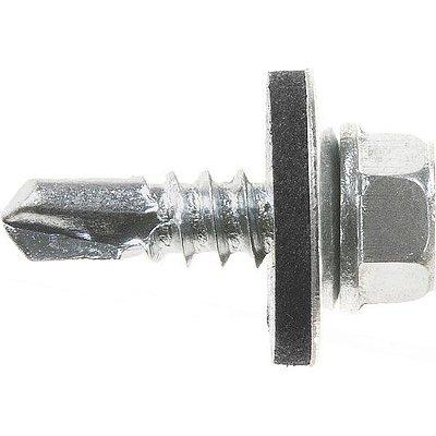 Açopar - Parafuso Auto Brocante ZB 5,5 x  19 Arruela Solta Unitário a Granel