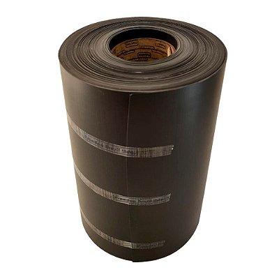 Proadec - Fita de Borda - Preto Silk 525L - 260mm x 50M - PERFIL PVC STD