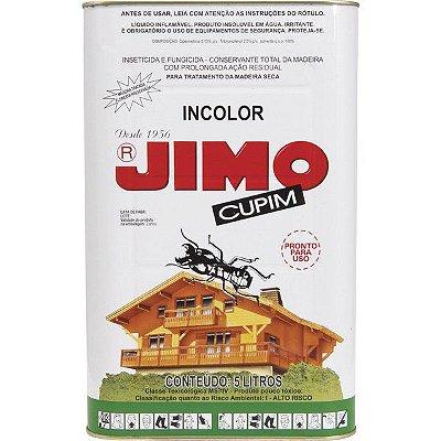 Jimo Cupim Lata 5L Incolor