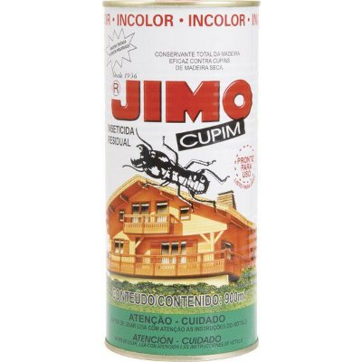 Jimo Cupim Lata 900ml Incolor