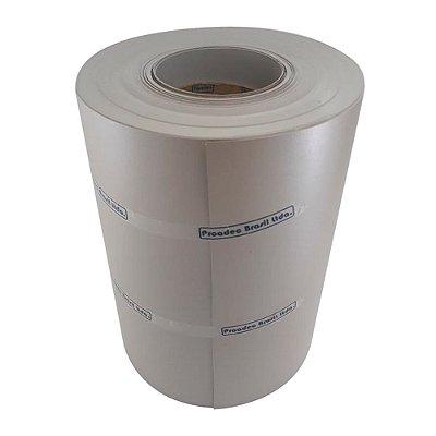 Proadec - Fita de Borda - Metallic Suede 647P - 260mm x 50M - PERFIL PVC STD
