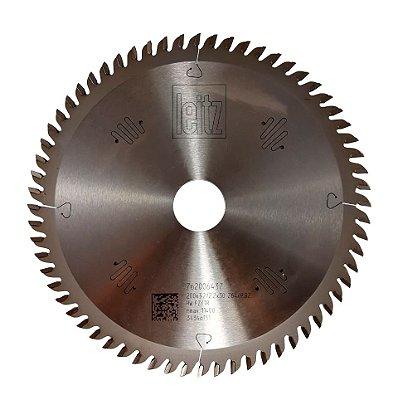 Leitz - Disco de Serra Circular - 762011124 - HW 200 x 3,2/2,2 x 30 Z48 WZ p/ Madeira (Abrir e Destopar))