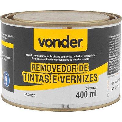 VONDER - Removedor de Tintas e Vernizes - 400ml