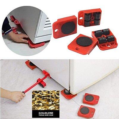 GOLDLINE - Rodízios Giratórios para Mobiliário e Eletrodomésticos
