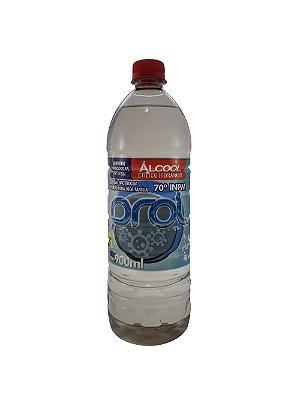 Prol - Álcool Etílico Hidratado 70º INPM - Tradicional - 900ml