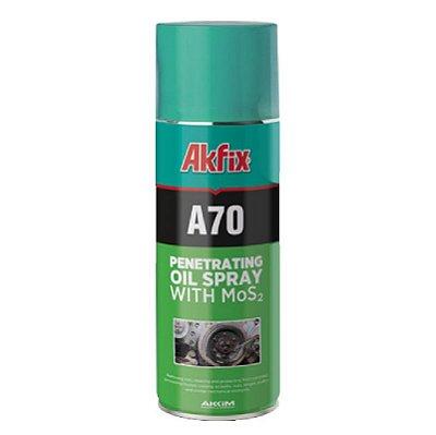 Akfix - A70 Óleo Desengripante - 400ml