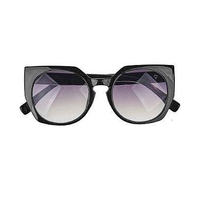 Óculos de Sol Beauty Preto