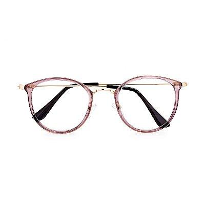 Óculos de Grau Kessy 840 Transparente Preto