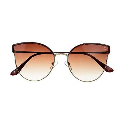 Óculos de Sol Sun Marrom