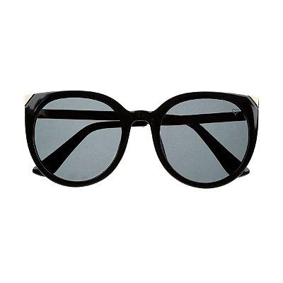 Óculos de Sol Chicago Preto