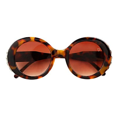 Óculos de Sol Modern Tartaruga