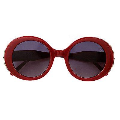 Óculos de Sol Kessy Modern Vinho