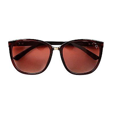 Óculos de Sol Basic Marrom