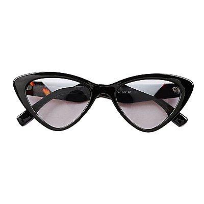 Óculos de Sol Alba Preto