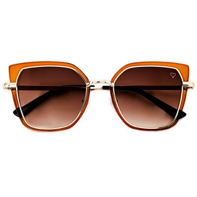 Óculos de Sol Marta Marrom