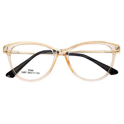 Óculos de Grau Kessy 940 Dourado