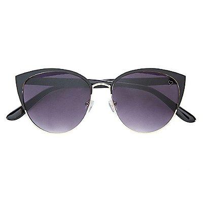 Óculos de Sol Kessy Augusta Preto