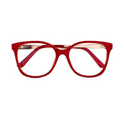 Óculos de Grau Kessy 950 Vermelho