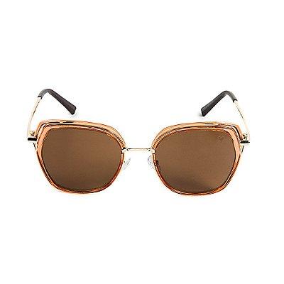 Óculos de Sol Mabeli Marrom