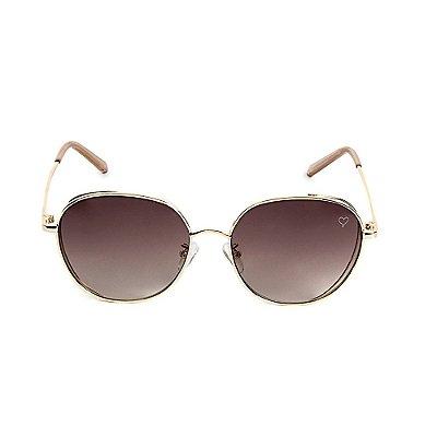 Óculos de Sol Elisa Marrom