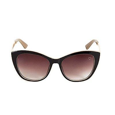 Óculos de Sol Kessy Paris Marrom