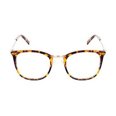 Óculos de Grau Kessy 445 Tartaruga