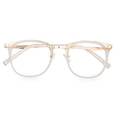 Óculos de Grau Kessy 445 Dourado