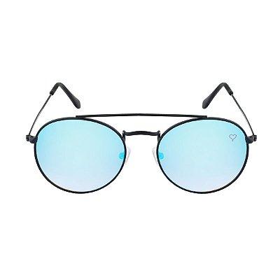 Óculos de Sol Liz Azul
