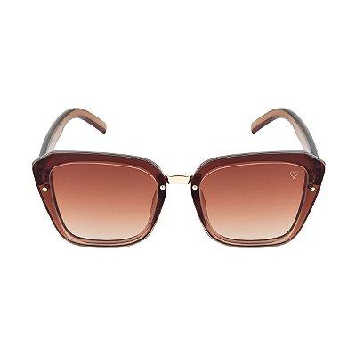Óculos de Sol Olga Marrom