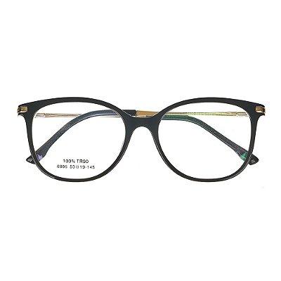 Óculos de Grau Kessy 735 Preto