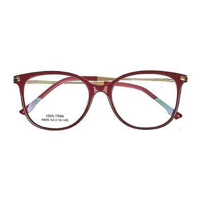 Óculos de Grau Kessy 735 Vinho