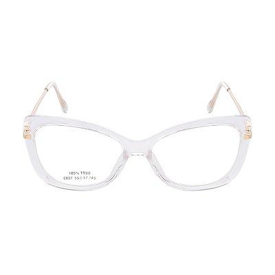 Óculos de Grau Kessy 920 New Transparente