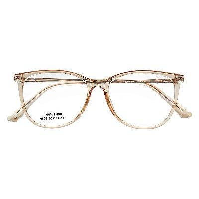 Óculos de Grau Kessy 735 New Dourado