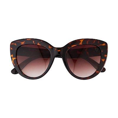 Óculos de Sol Kessy Madri Tartaruga