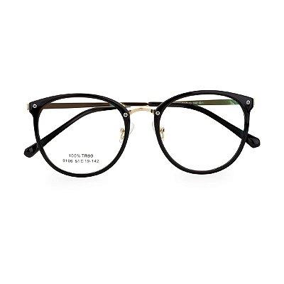 Óculos de Grau Kessy 100 Preto