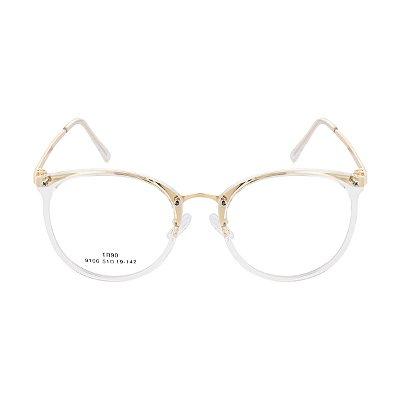 Óculos de Grau Kessy 100 Transparente