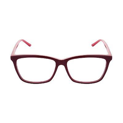 Óculos de Grau Kessy 970 Vinho