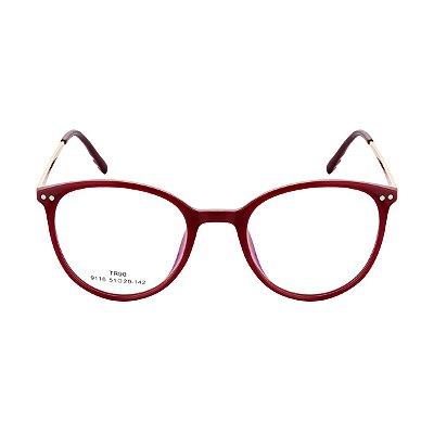 Óculos de Grau Kessy 945 New Vinho