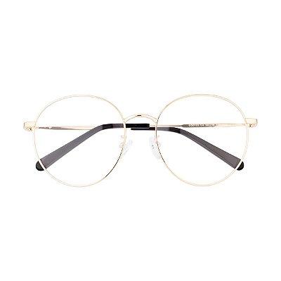 Óculos de Grau Kessy 110 Dourado