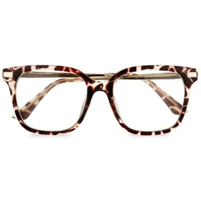 Óculos de Grau Kessy 650 Tartaruga Clara